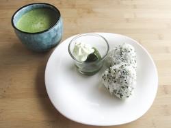 Cocone(ココネ)カフェさんにて茶めしなどの軽食